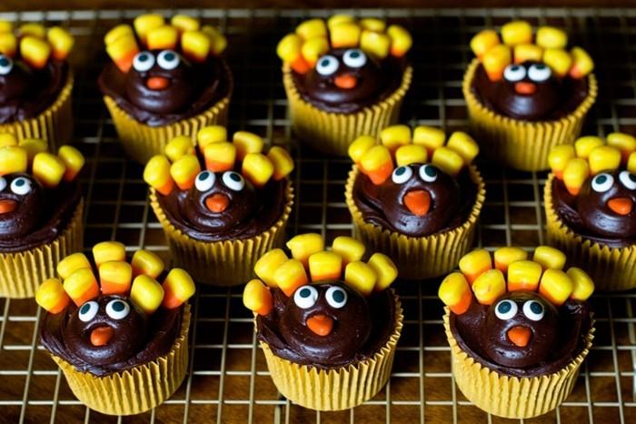 muffins-dekorieren-ideen-kreative-deko-ideen-fur-muffins