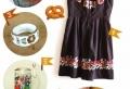 Oktoberfest Accessoires für traditionellen Look