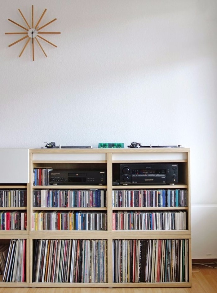 regal selber bauen ber 80 tolle ideen. Black Bedroom Furniture Sets. Home Design Ideas