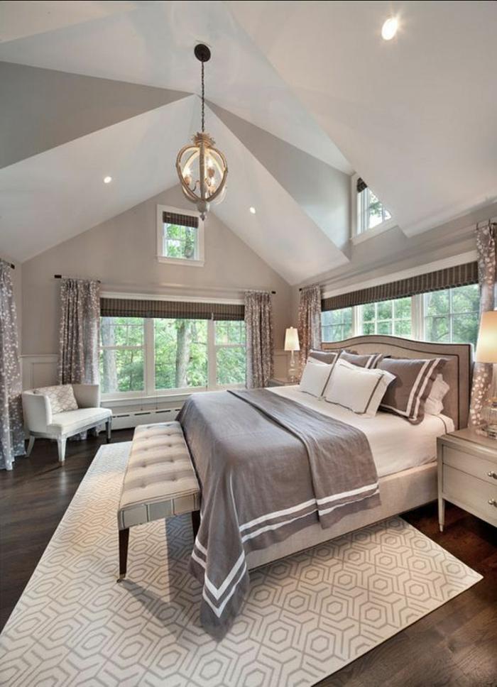 Schlafzimmer einrichten grau ~ Dayoop.com