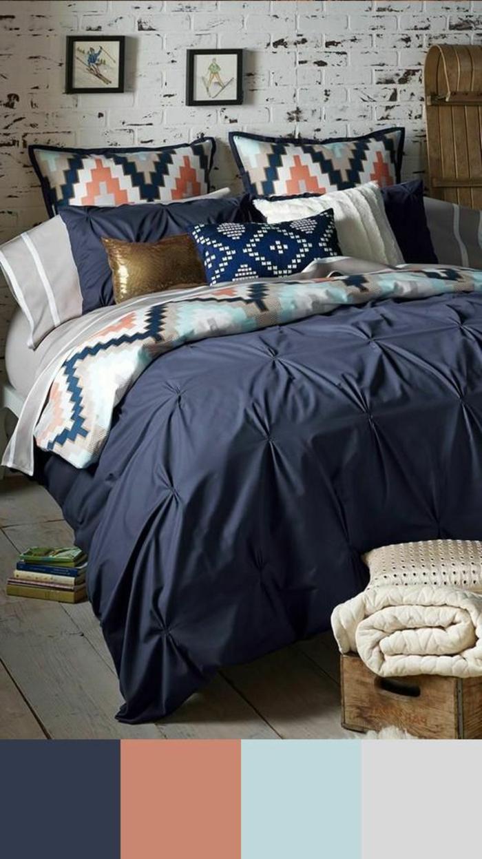 20170301181141 Schlafzimmer Weiß Blau ~ Easinext.com