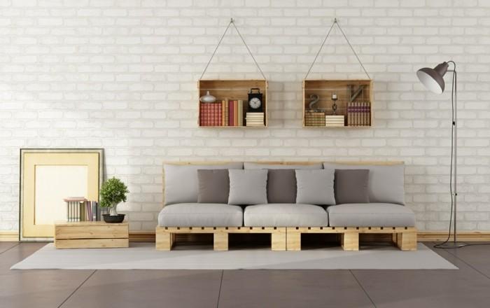 Sofa selber bauen - 70 Ideen und Bauanleitungen!