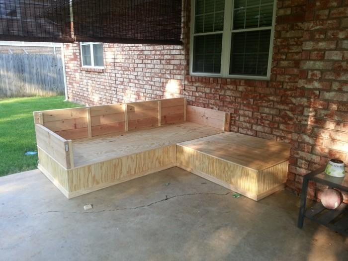 Gartensofa Selber Bauen sofa selber bauen 70 ideen und bauanleitungen archzine