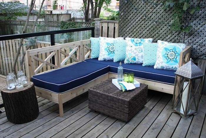 Sofa selber bauen - 70 Ideen und Bauanleitungen ...