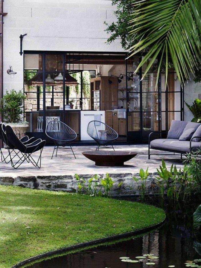 60 Ideen, Wie Sie Die Terrasse Dekorieren Können | Gartengestaltung ...