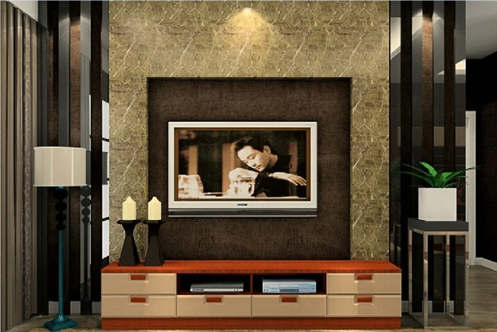tv wand g nstig selber bauen. Black Bedroom Furniture Sets. Home Design Ideas