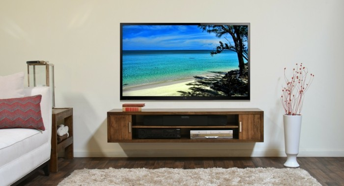 tv wand selber bauen  80 kreative vorschläge!  archzinenet ~ Tv Wand Lidl