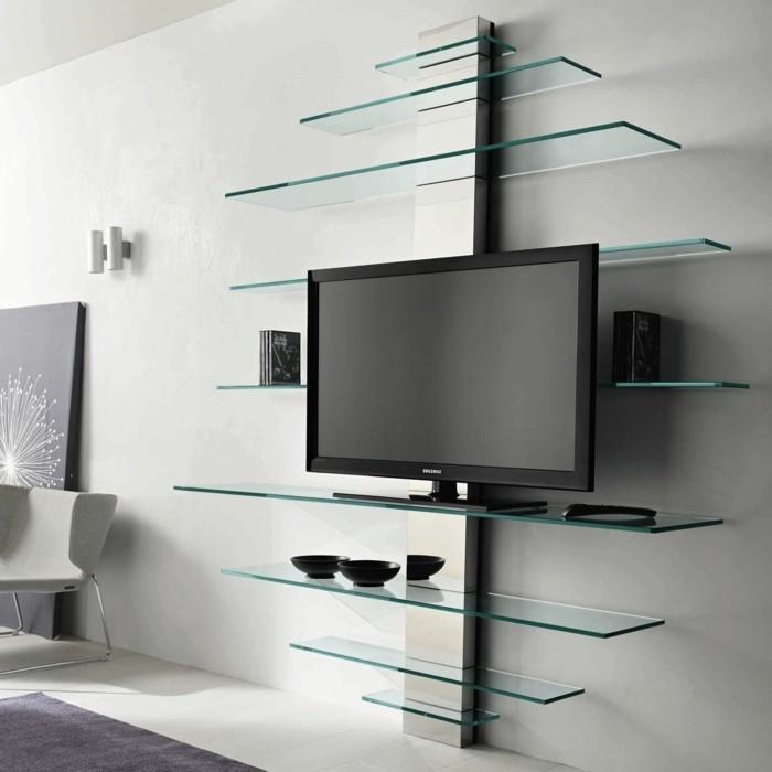 tv-wand-selber-bauen-schön-aussehende-tv-wand