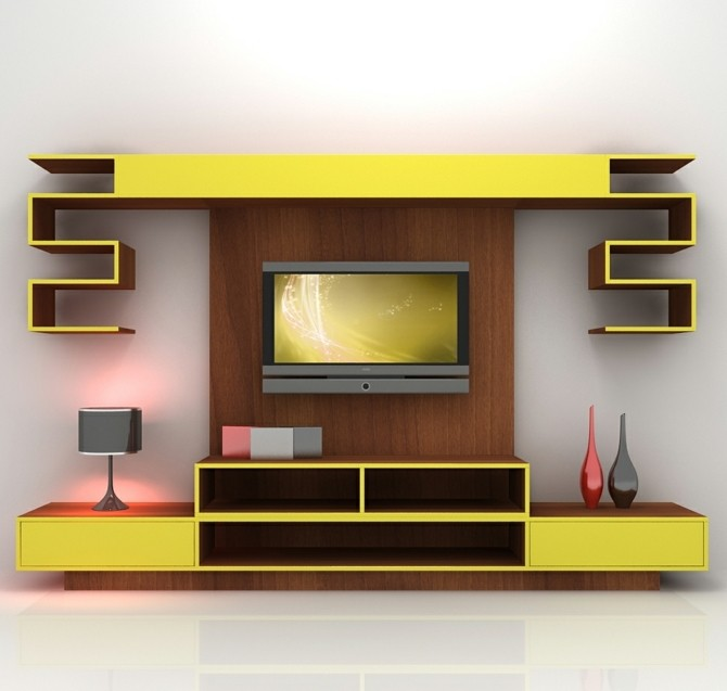 tv-wand-selber-bauen-toll-aussehende-tv-wand-selbst-bauen