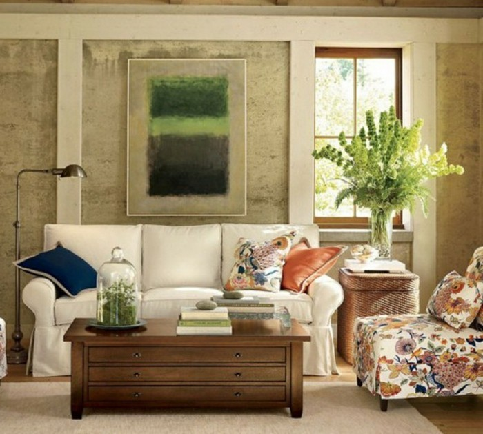 design : wohnzimmer einrichten grün ~ inspirierende bilder von ... - Wohnzimmer Einrichten Grun