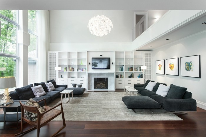 ▷ 1001+ ideen für wohnzimmer einrichten - tipps und bildideen - Grose Wohnzimmer Einrichten