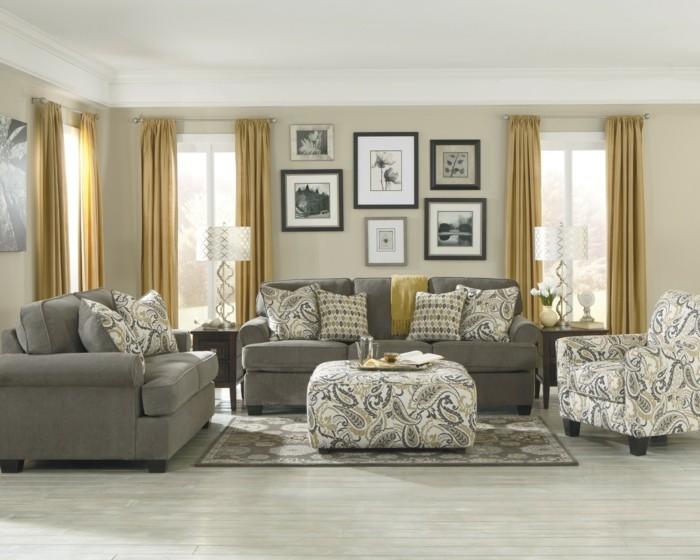 89 quadratisches wohnzimmer gestalten wohnzimmer. Black Bedroom Furniture Sets. Home Design Ideas