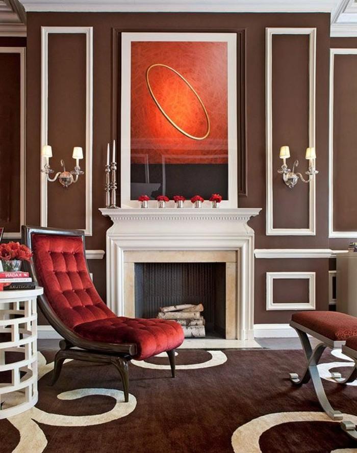Perfekt Modernes Wohnzimmer In Braun? 100 Neue Vorschläge!