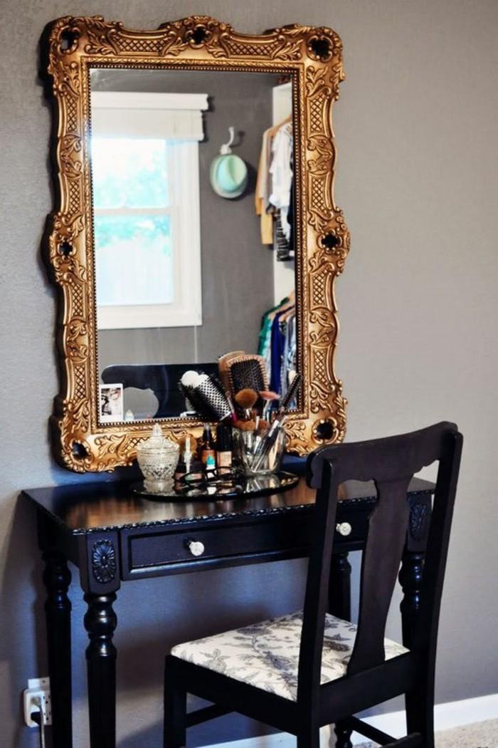 10-schminktisch-schminktische-schwarzer-tisch-schwarzer-stuhl-spiegel-mit-goldenem-rahmen