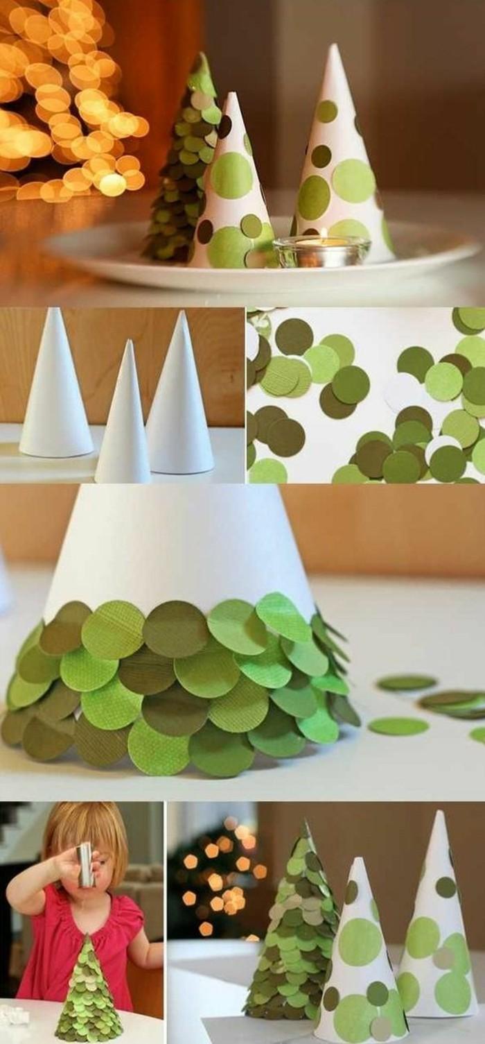 10-weihnachtendekoration-selber-machen-weihnachtsdeko-selber-machen-weihnachtsbaume-aus-papier