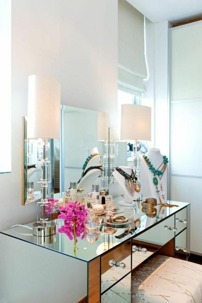 12-schminktisch-frisiertisch-mit-spiegel-eckiger-spiegel-blumen-schminktisch-mit-hocker