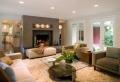 Wanddeko Wohnzimmer – dekorative Wandnischen