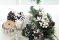 Ideen und Vorschläge, wie Sie die Weihnachtsdekoration selber machen können