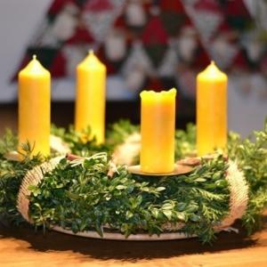 Adventskranz - Tradition und neuste Trends vor Weihnachten