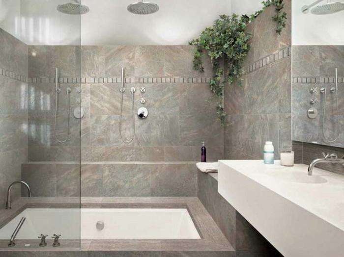Kleines Bad Fliesen – 58 praktische Ideen für Ihr Zuhause