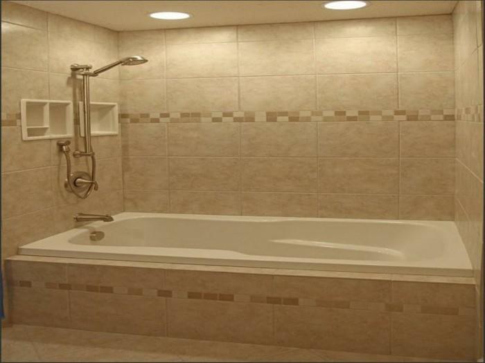 Die Dekoration Des Kleinen Bades Spielt Eine Groe Rolle Fliesen Fr Kleines  Bad.