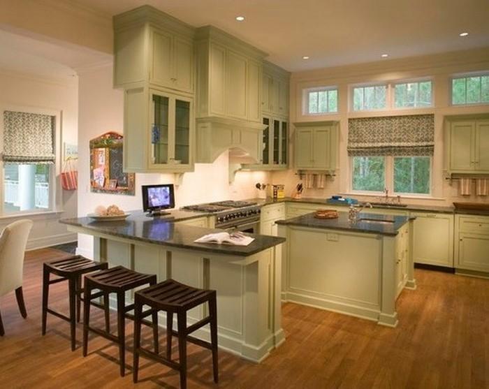 Hangeschrank Wohnzimmer Ikea : arbeitsplatten küche in grün : Die ...