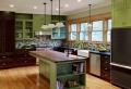 Die Küche in Grün gestalten: das fröhliche Grün!
