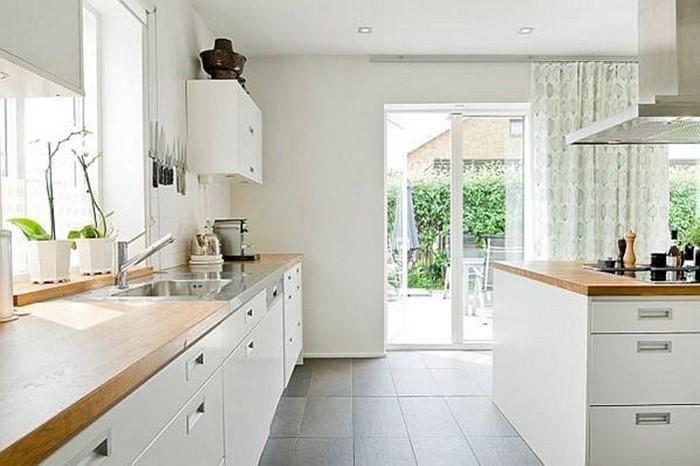 Die Küche In Weiß Gestalten 81 Wunderschöne Ideen