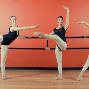 Ballettstangen - der Weg zur Vollkommenheit