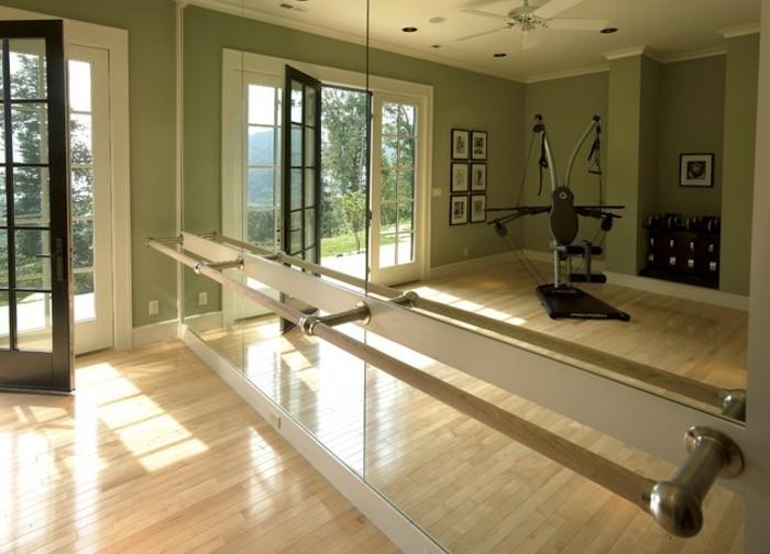ballettstangen-ballettstange-spiegel-fitnessstudio-zuhause
