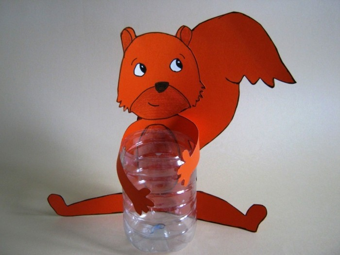 Wie Die Kinder Eichhörnchen Basteln: über 40 Kreative