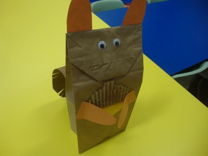 Wie die Kinder Eichhörnchen basteln über 40 kreative
