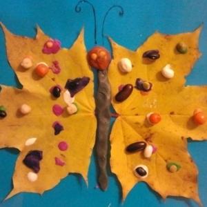 Basteln im Herbst - 40 Ideen, wie die Natur ins Hause bringen