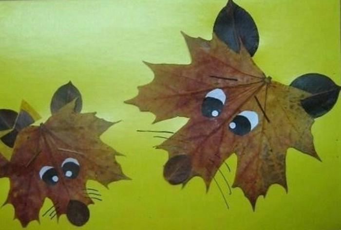 Basteln Im Herbst 40 Ideen Wie Die Natur Ins Hause Bringen