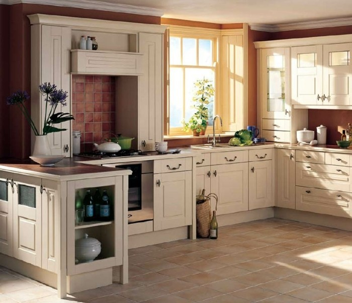 Fine decorative elements for a complete country house style