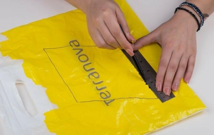 drachen-basteln-bastelanleitung-drachen-in-gelber-farbe