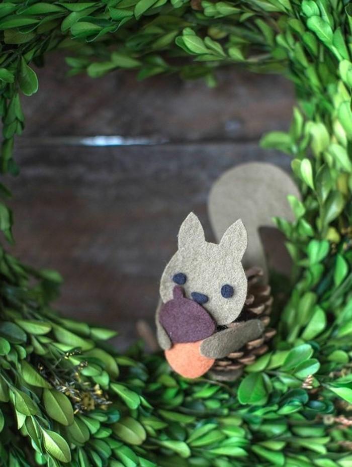 Wie die Kinder Eichhörnchen basteln über 40 kreativ