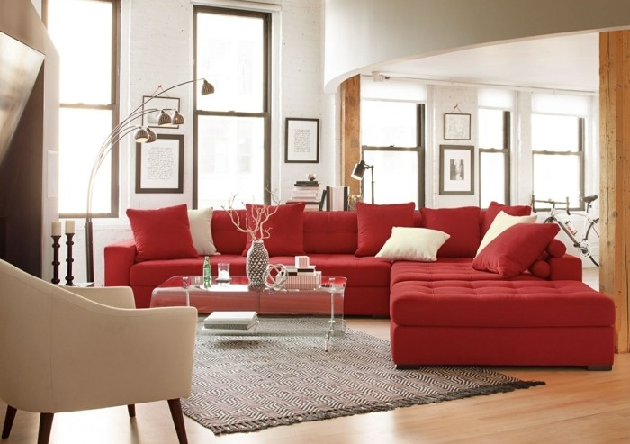 faszinierendes wohnzimmer einrichten hier finden sie. Black Bedroom Furniture Sets. Home Design Ideas