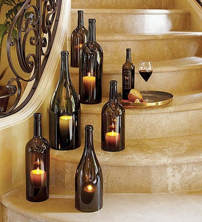windlichter basteln 42 erstaunliche vorschl ge zum leuchten. Black Bedroom Furniture Sets. Home Design Ideas