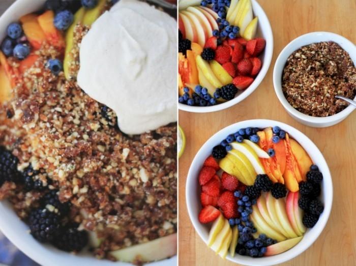 glutenfreier-kuchen-gesund-glutenfrei-kuchen-zubereiten-flocken-obst