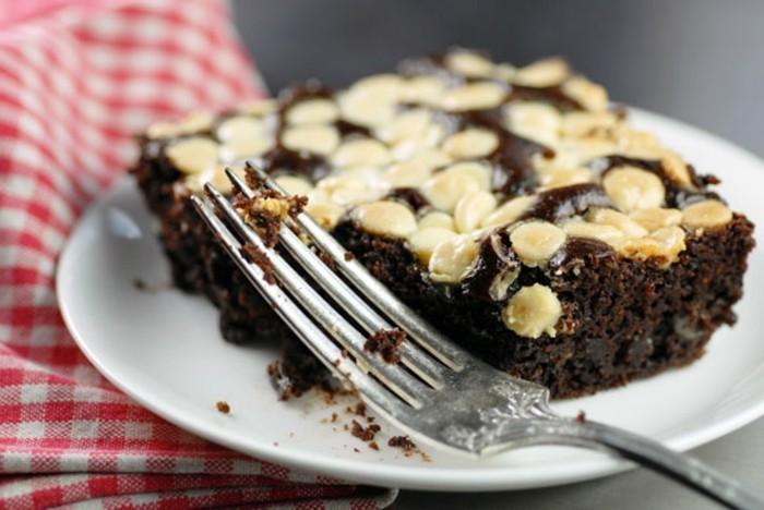 glutenfreier-kuchen-gesund-schoko-nusse-schoko-kuchen-essen