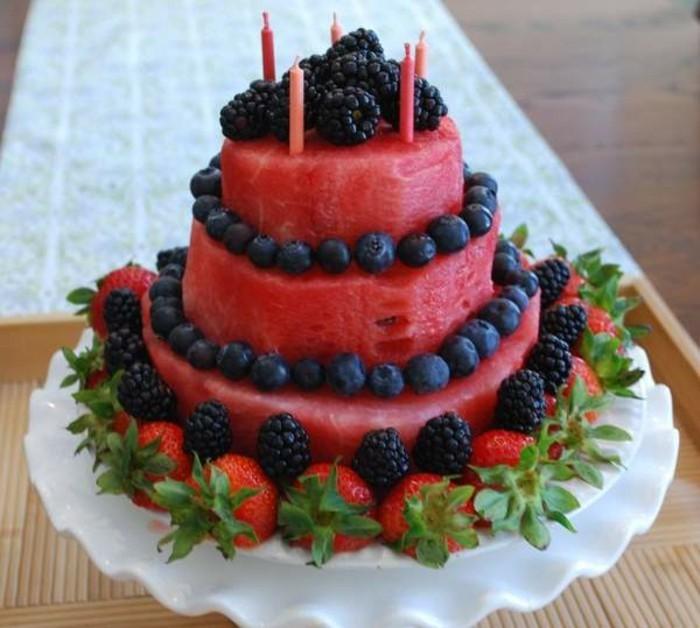 glutenfreier-kuchen-glutenfrei-wassermelone-obst-deko