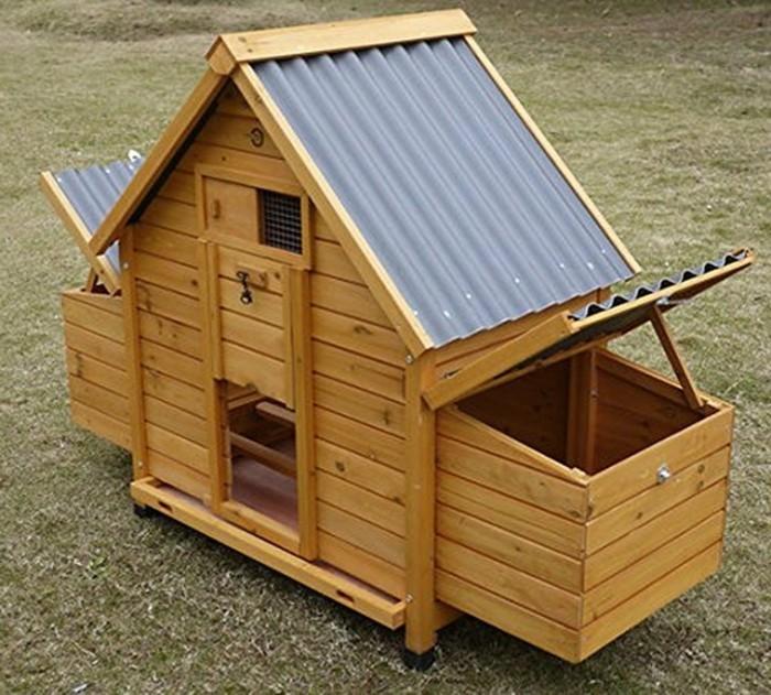 huhnerstall-selber-bauen-kleinen-huhnerstall-bauen