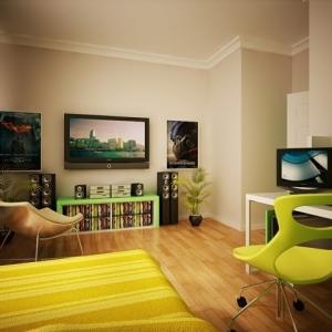 einrichten mit farben braune m bel und w nde f r. Black Bedroom Furniture Sets. Home Design Ideas