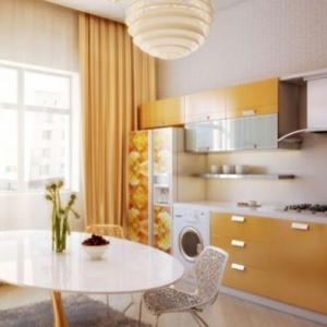 Küchengardinen Ideen und die aktuellsten Trends