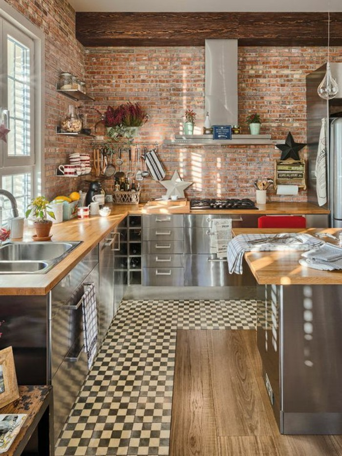 Wir zeigen die schönsten Ideen für die Wandgestaltung in der Küche.
