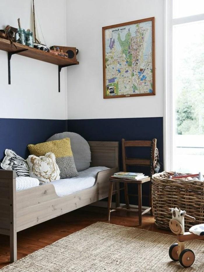 wohnideen kinderzimmer wandgestaltung – quartru, Schlafzimmer design