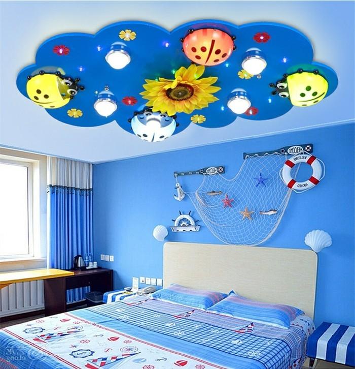 Ungewöhnlich Beleuchtungskonzept Kinderzimmer Zeitgenössisch - Die ...