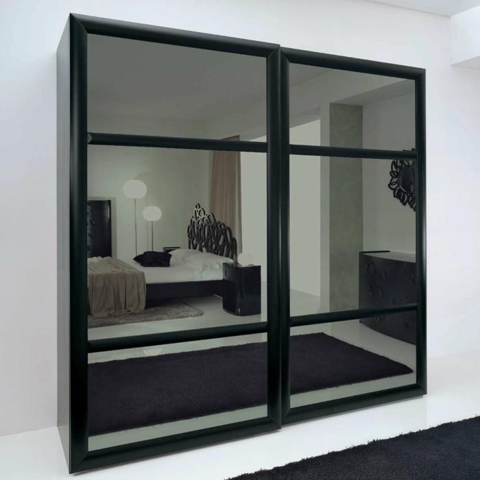 Kleiderschrank mit Spiegel - 49 Ideen für Ihre Einrichtung ...