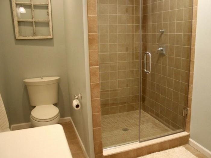 Kleines Bad Fliesen - 58 Praktische Ideen Für Ihr Zuhause ... Kleines Badezimmer Fliesen
